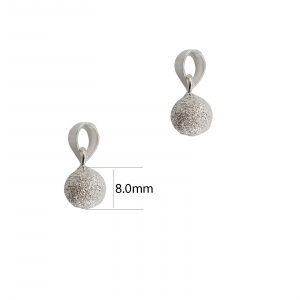 Medalion Argint sfera de 8mm,cod 1723 [1]