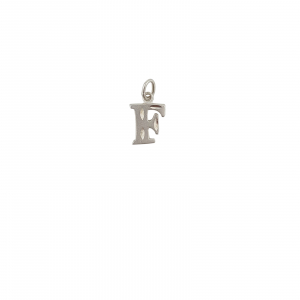 Medalion Argint 925% initiala F,model 2108F [0]