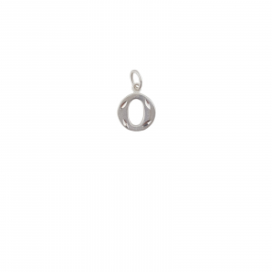 Medalion Argint 925% initiala O,model 2108O [0]