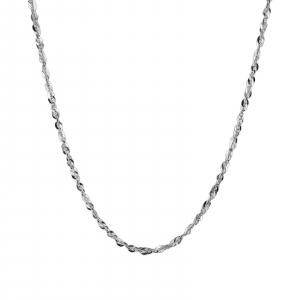 Lant Argint 925% placat cu rodiu [0]