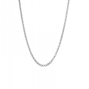 Lant Argint 925% cu zale rotunde de 3,5 mmm [0]
