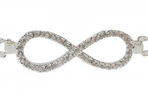 Bratara Argint 925% infinit 1121 [4]