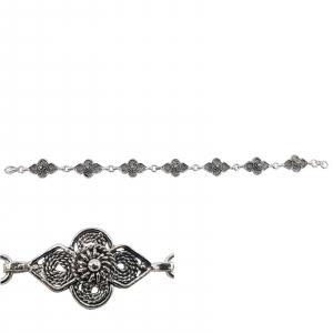 Bratara din Argint 925%, filigran vintage 1805 [0]