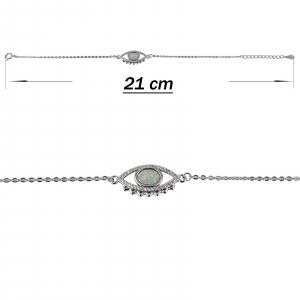 Bratara Argint 925% Opal Glance [2]
