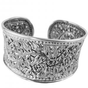 Bratara fixa Argint 925% hand-made, Eternity [2]