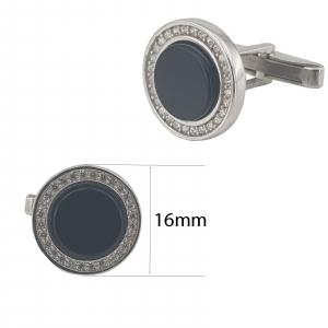 Butoni din Argint 925% cu zirconiu 2012 [2]