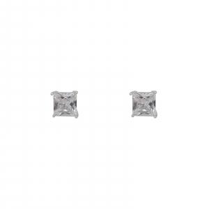 Cercei patrati de 5mm din Argint 925% [0]
