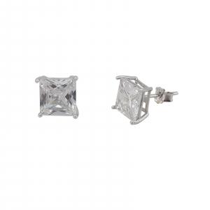 Cercei Argint 925% zirconiu 1506SQW8 [1]