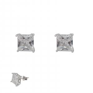 Cercei Argint 925% zirconiu 1506SQW8 [2]