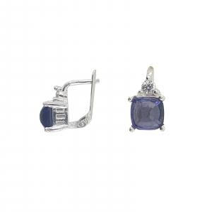 Cercei Lavender din Argint 925% [1]