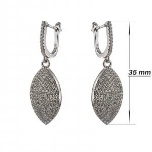 Cercei Argint 925% clasici si eleganti [2]