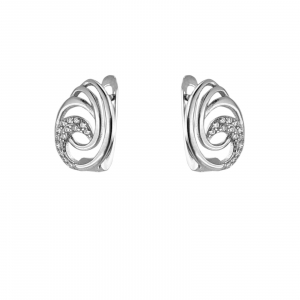 Cercei Argint 925% Curl [0]