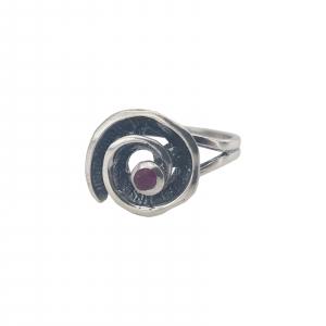 Inel argint 925% spiralat 1941 [0]