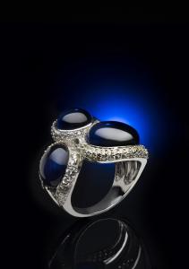 Inel Argint 925% zirconiu 1960 [2]