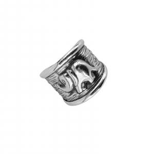Inel reglabil din Argint 925% Indra [0]