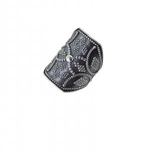Inel Argint 925% reglabil Mystic Grey [0]