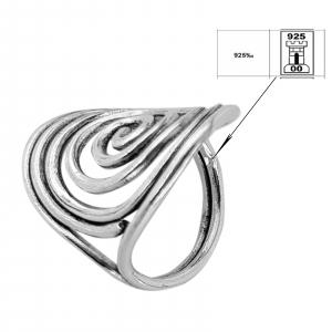 Inel Argint 925% Magic Curl [2]