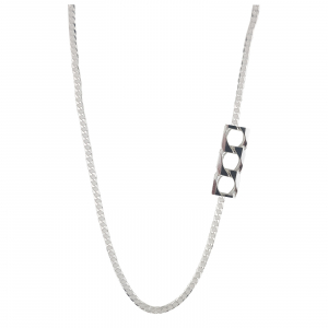 Lant Argint 925% barbati grumetta [1]