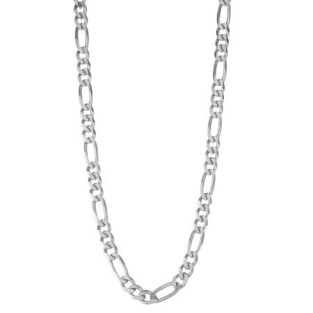 Lant Figaro barbatesc din Argint 925% ,lungime 55cm [0]
