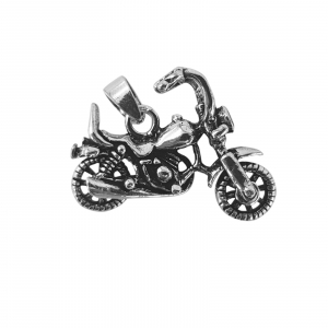 Medalion Argint 925% Trendy Bike [0]