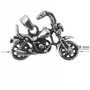 Medalion Argint 925% Trendy Bike [2]