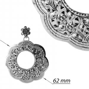 Medalion Argint 925% masiv, hand-made [1]