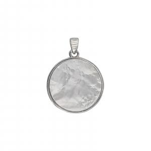 Pandantiv Argint 925%, Copacul Vietii cu Sidef 1876 [2]