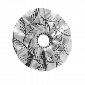 Medalion Argint 925% Fancy Leaf [0]