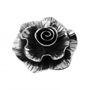 Medalion Argint 925% usor antichizat Rock-Rose [1]