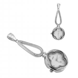 Ceas Argint 925% ,medalion [0]