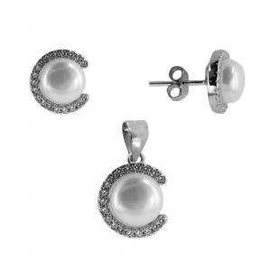 Set Argint 925% Fancy Pearls [1]