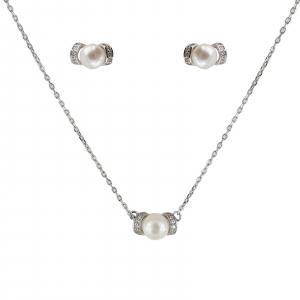Set Argint 925% cu perle Shiny Shell [0]