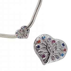 Talisman Argint 925% Jazzy Heart [2]