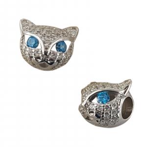 Talisman Argint 925% Trendy Cat [1]
