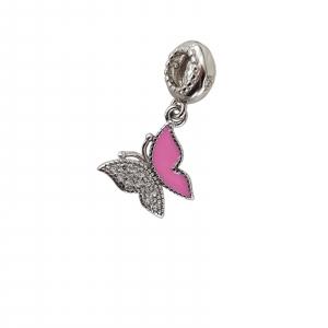 Talisman Argint 925% Pink Wing [0]