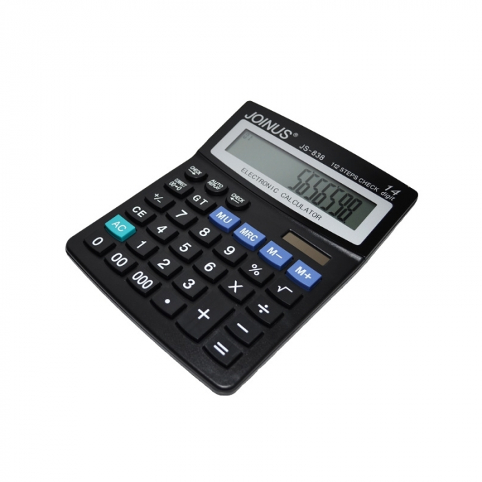 Calculator 14 digiti 0