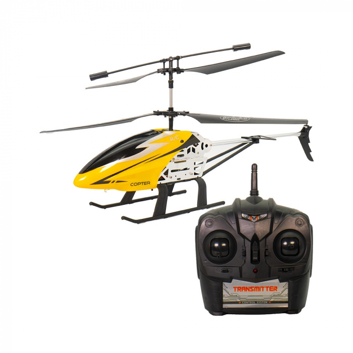Elicopter RC, control inteligent 0