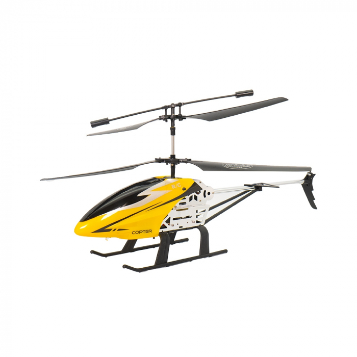 Elicopter RC, control inteligent 2