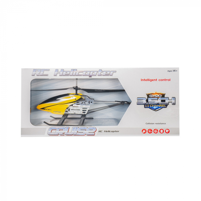 Elicopter RC, control inteligent 1