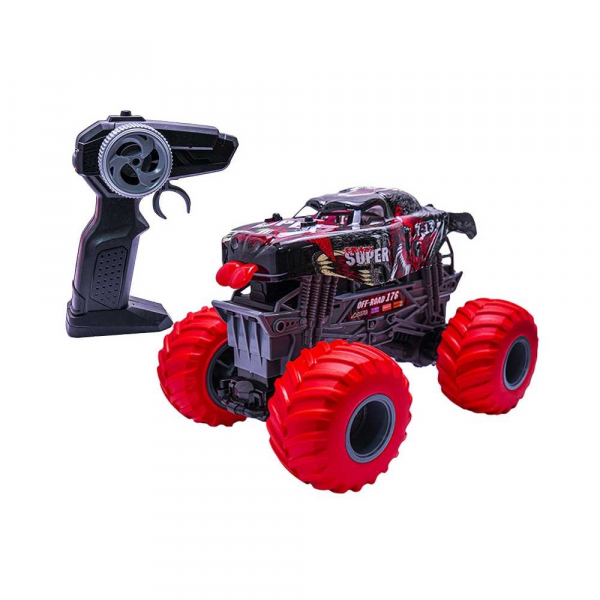 Jeep Monster Truck, RC+AC, USB 0