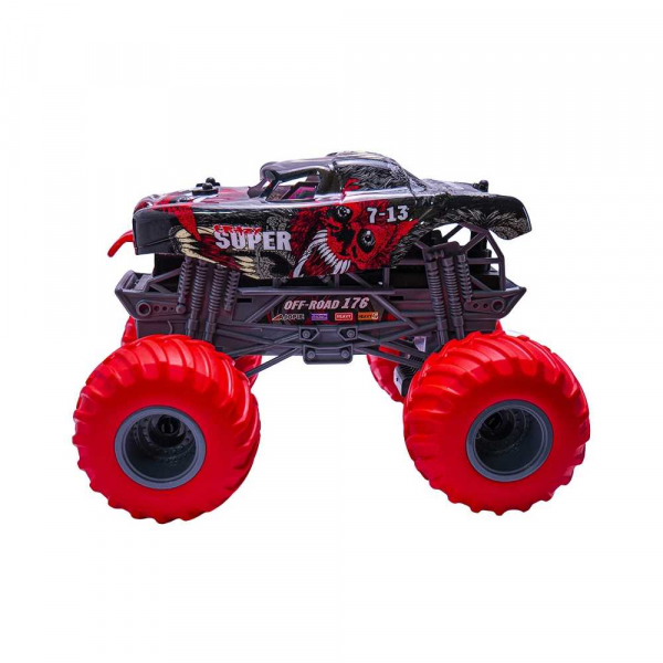 Jeep Monster Truck, RC+AC, USB 3