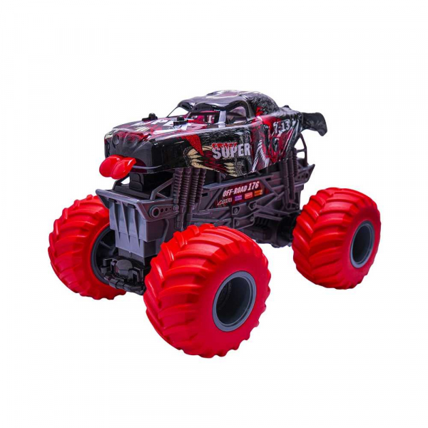 Jeep Monster Truck, RC+AC, USB 1