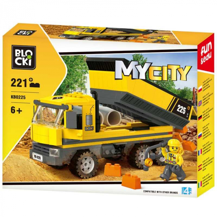 Lego My City - Autobasculanta 0