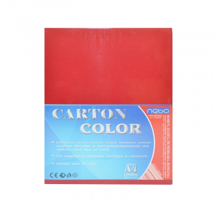 Carton color A4 250g Set 1001