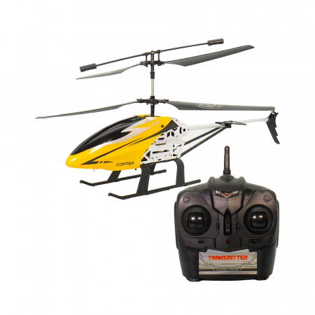 Elicopter RC, control inteligent0