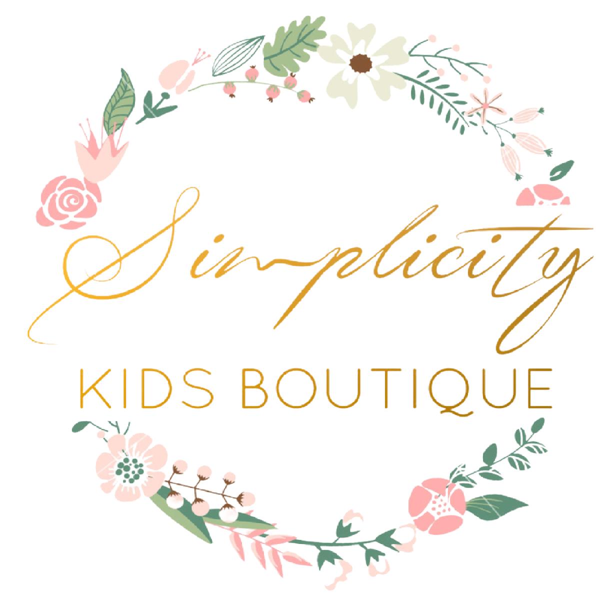 Simplicity Kids Boutique