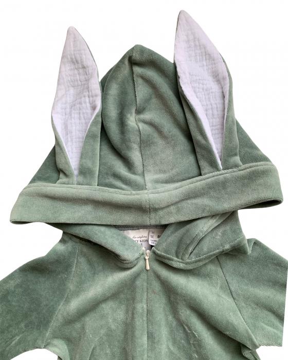 Salopeta Bunny Cotton-Fleece [1]