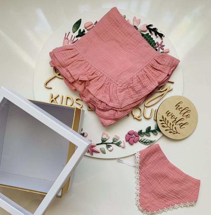 Set cadou bebelus Old Pink [2]