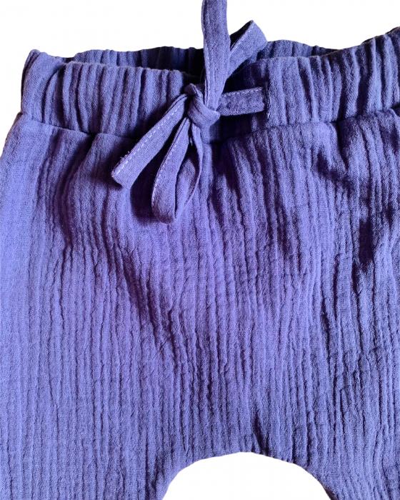 Pantalonași Louisa din muselina [2]