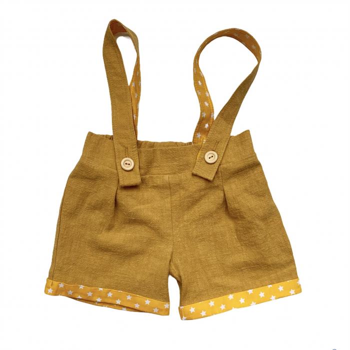 Pantalon scurt Sam [0]